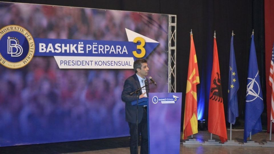 Izet Mexhiti: We made the difference between Pendarovski and Siljanovska
