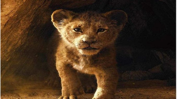 The Lion King's first trailer is finally here