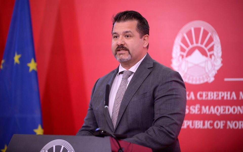 Zaev's spokesman denies that the Government ordered a police raid to replace the Islamic Community chief