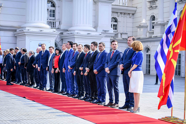 Greek media: Many ministers to honor us dressed in the colors of the Greek flag – We adopted North Macedonia