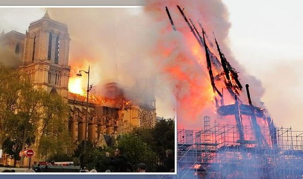 Serbia pledges 1 million euros for Notre Dame