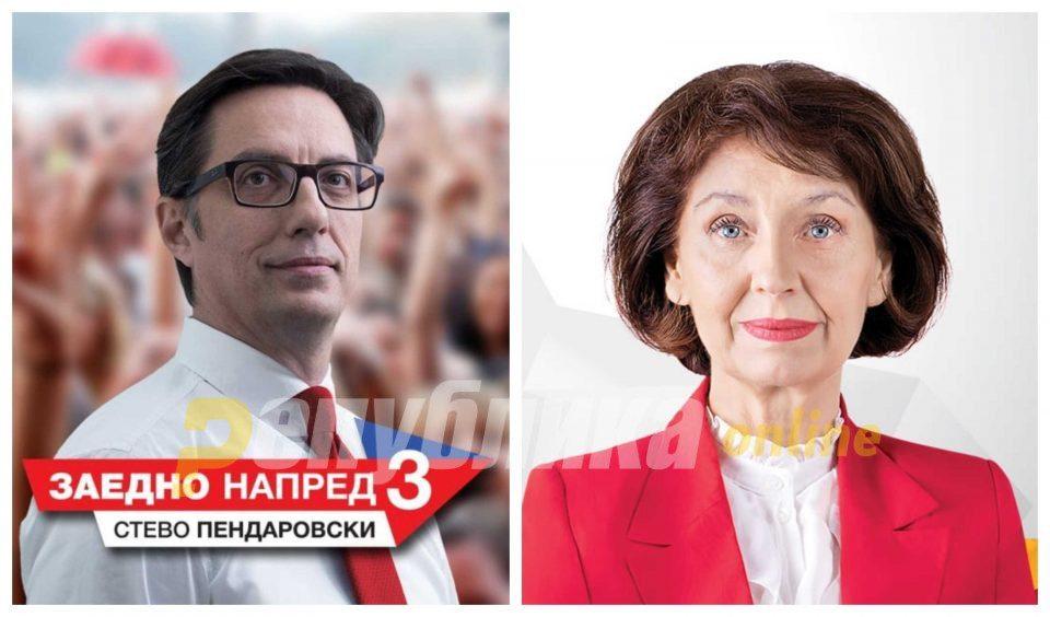 Siljanovska Davkova with 14% lead ahead of Pendarovski among Macedonians, 8% more support among the youth