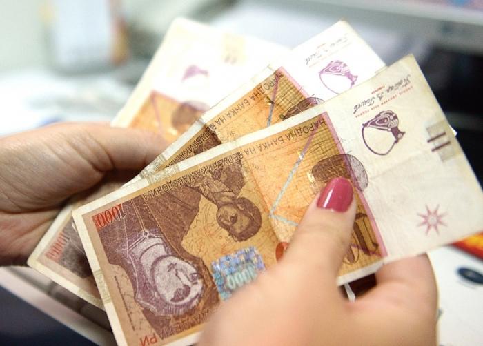 February net average salary was 24,192 denars