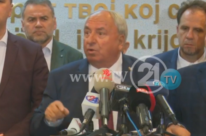 After police raid, Islamic Community head Rexhepi says he is now an opponent of the Government