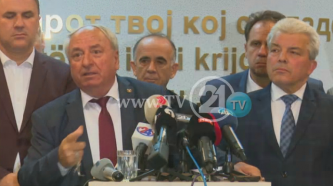 Islamic Community head Rexhepi wished death on the judge who ordered his removal from office