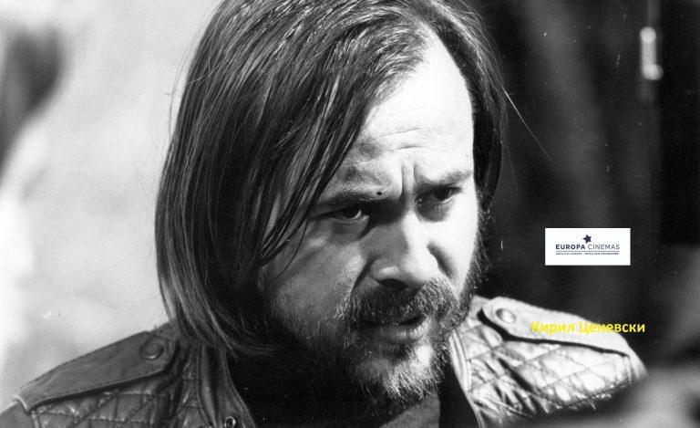 Kiril Cenevski's oeuvre shortlisted for DVD award in Italy