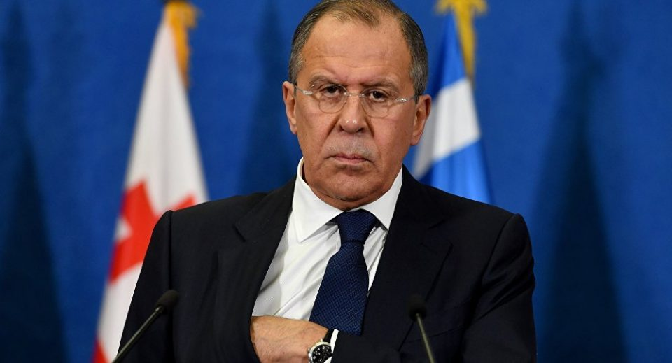 Lavrov: Macedonia and Montenegro won't be safer in NATO, will only have to buy American weapons