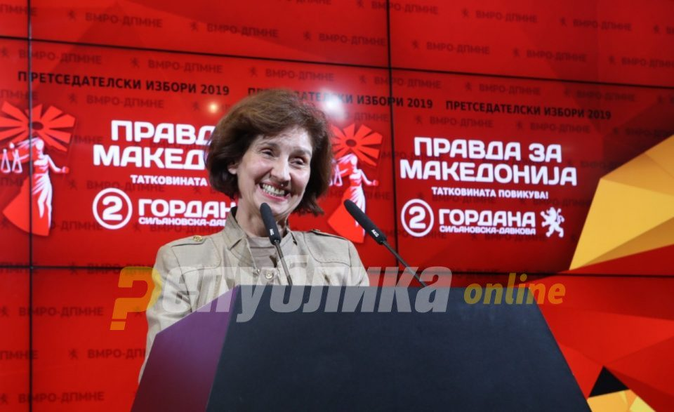 Siljanovska says she is prepared to listen to the concerns of the boycott camp