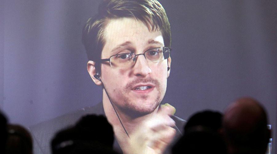 Snowden: Assange arrest a 'dark moment' for press freedom