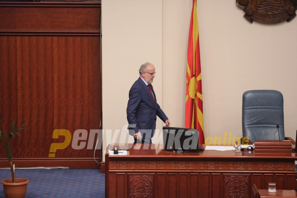In Xhaferi, Zaev could gain an interim President, but lose an important vote in the Parliament