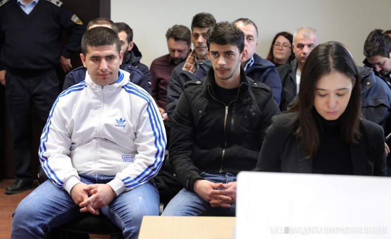 Two persons sentenced to 19 years in prison for the murder of Nikola Sazdovski