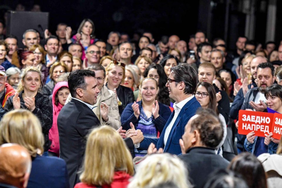 Zaev: We need Reka's votes, yes, we need them all!