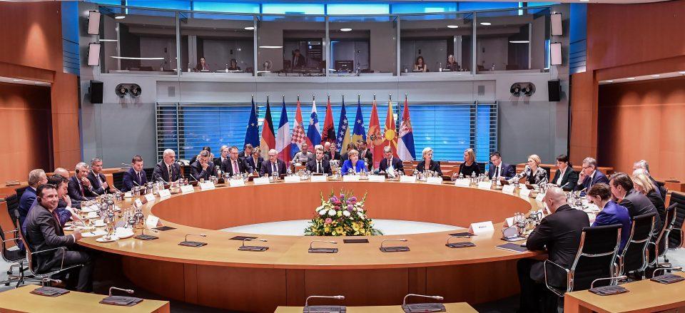 Merkel and Macron: No EU enlargement in June!