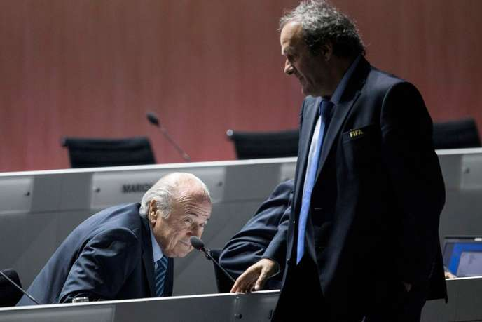 Michel Platini takes his revenge on FIFA