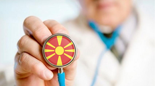 VMRO-DPMNE: Since SDSM is in power there is chaos in the healthcare sector, every day we witness scandals and shady tenders