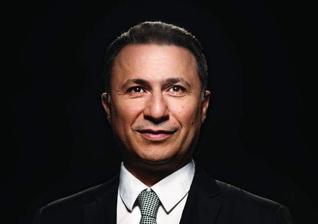 Nikola Gruevski's book sold out in a matter of days