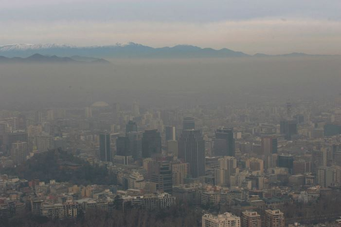 Carbon dioxide level in atmosphere hits record high
