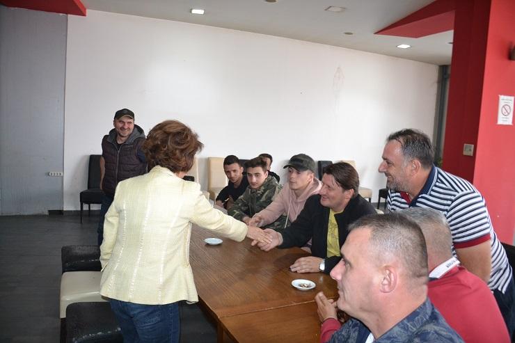 Siljanovska: I will bring justice to Macedonia