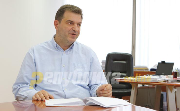 Trajkovski will be the new general manager of Eurostandard Bank