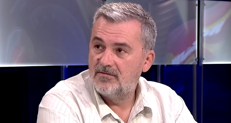 Palevski charged after airing wiretaps of SDSM officials
