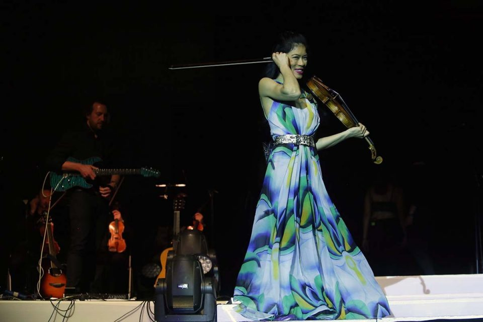 British violin virtuoso Vanessa Mae to open 2019 Ohrid Summer festival