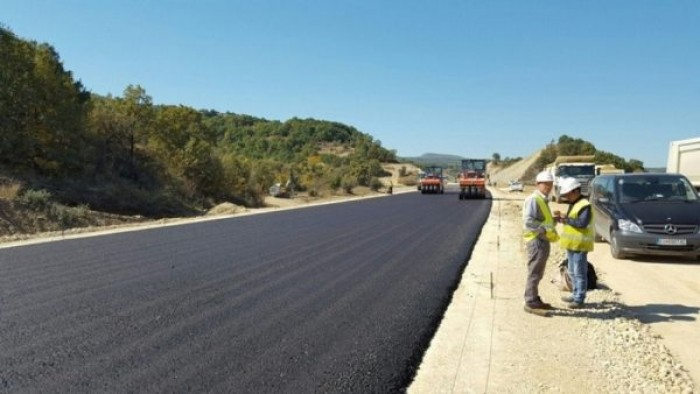Drivers are nervous: Nothing of the announcement that the Miladinovci -Stip highway will be put into use by the end of May