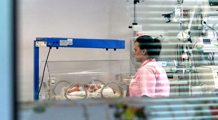 Newborn baby that was left on a Skopje street is recovering in hospital