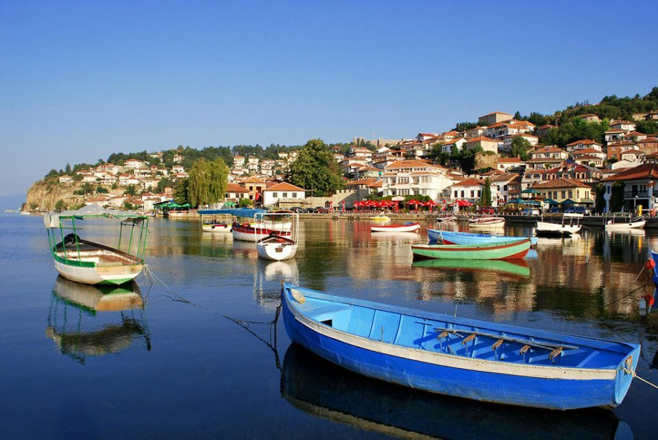 UNESCO raises alarm over lake Ohrid