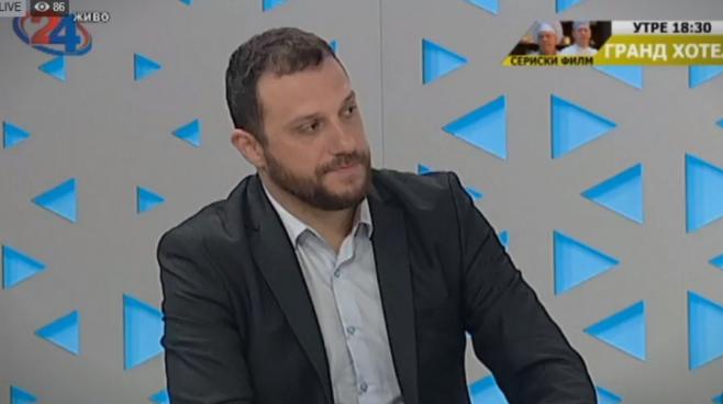 Bogoeski: Zaev should have attended the inauguration