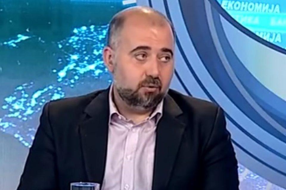 Zaev's adviser Taleski is the new NATO coordinator