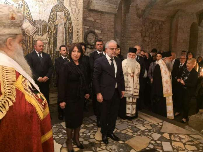 Delegation from Macedonia meets Pope Francis to honor the day of Ss. Cyril and Methodius