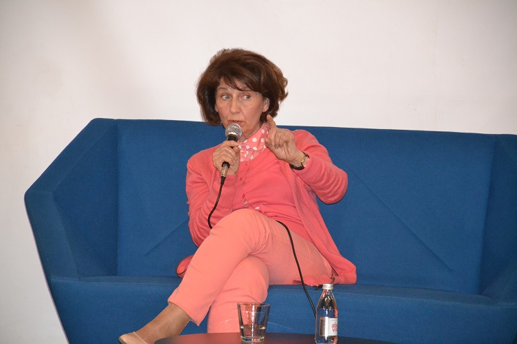 Siljanovska: It's a disaster that over 70 percent of young people see their future outside of Macedonia