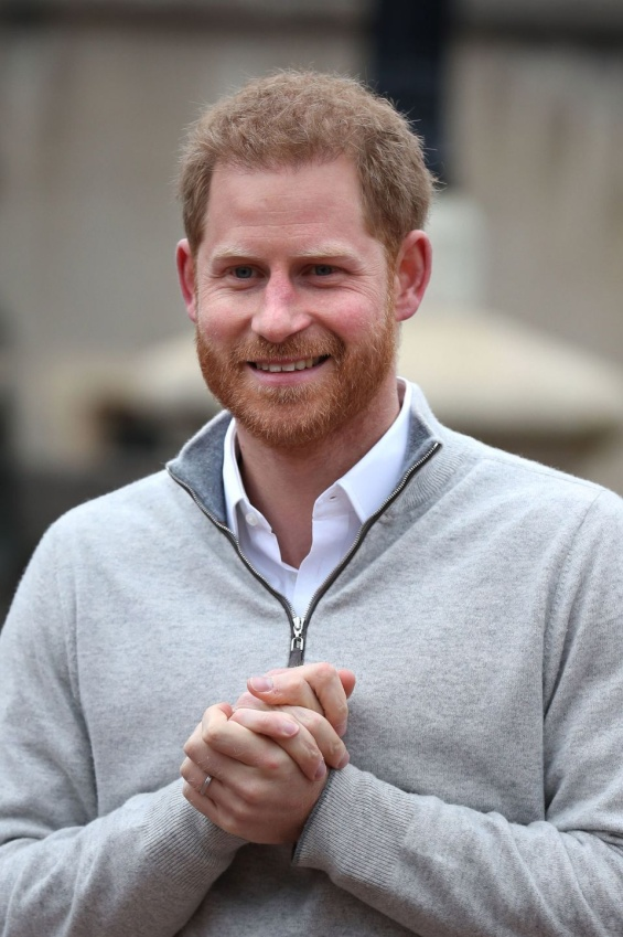 Prince Harry on the birth of his son: 'This little thing is absolutely to die for'