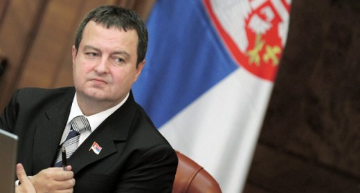 Dacic: Serbia talks about compromise, Pristina and Tirana look for ways to create 'Greater Albania'