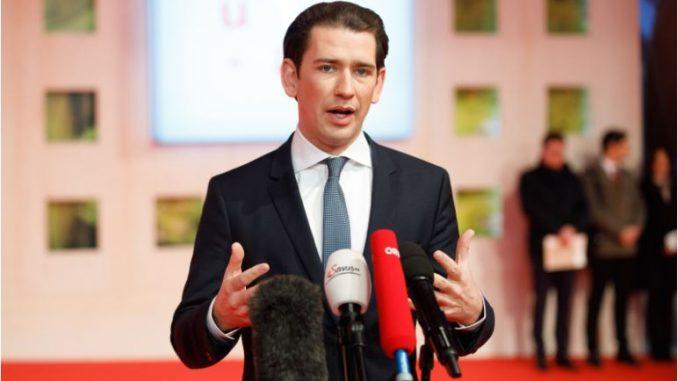 Austria's Sebastian Kurz calls for snap elections after corruption scandal