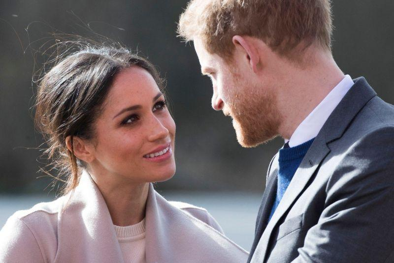 Meghan Markle has given birth to a boy