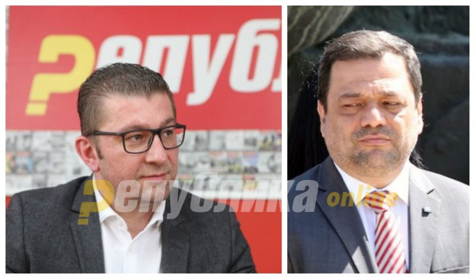 Mickoski and Angusev spar over the disastrous foreign investment inflows