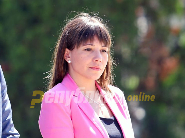 VMRO-DPMNE warns a new contract worth nearly a million EUR is being prepared in favor of Minister Carovska's partner
