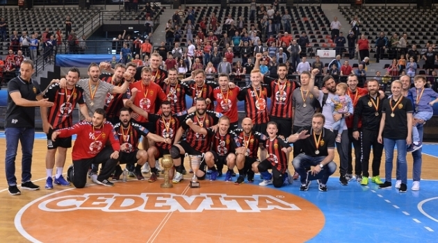 Vardar wins Macedonian handball championship