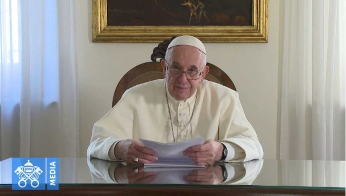 Pope Francis sends message ahead of visit to Macedonia