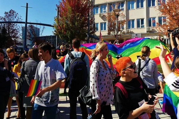 Skopje to host its first-ever Pride Parade on June 29