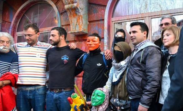 "Zaev praises Bogoevski for ""his bravery"" after he resigned amid a drug use scandal"