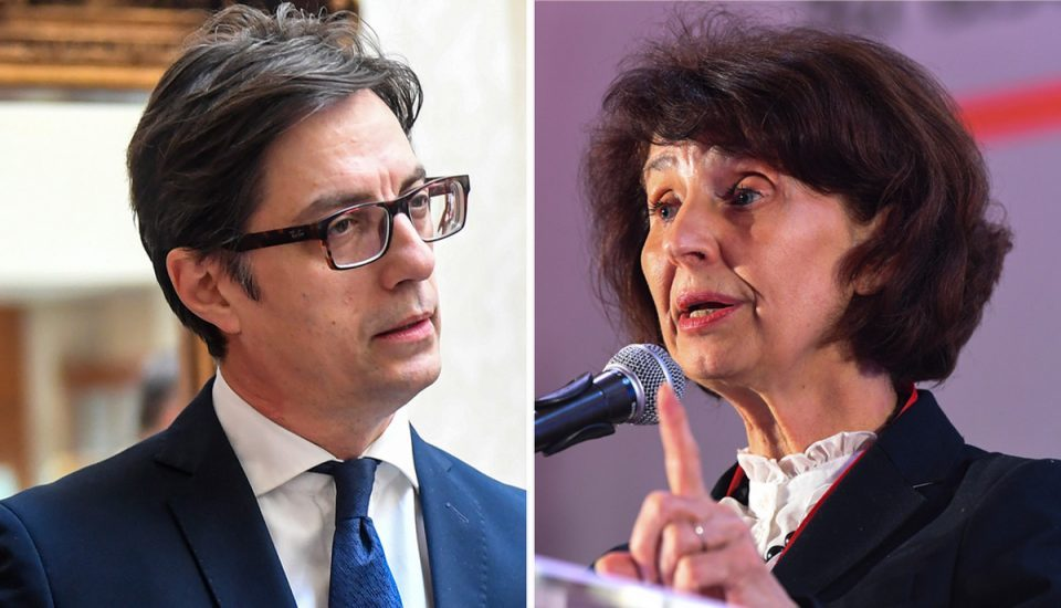 Siljanovska to Pendarovski: It is ridiculous for SEC president, who in 2004 did not urge people to vote in a referendum, now to talk about a boycott