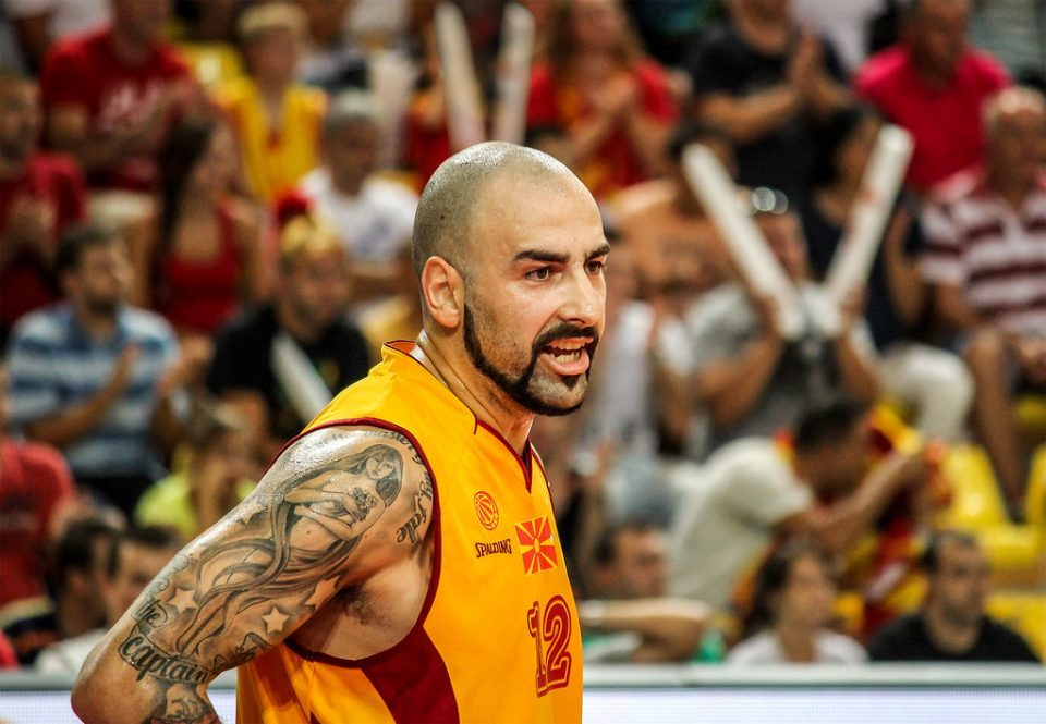 Pero Antic elected head of the Macedonian Basketball Federation