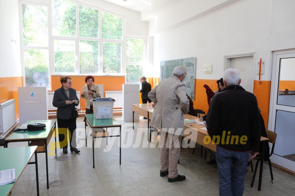 Voting for mayors of Ohrid and Novo Selo takes place