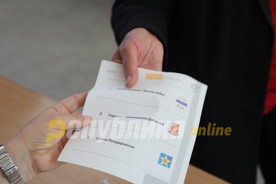 Macedonia votes in presidential runoff