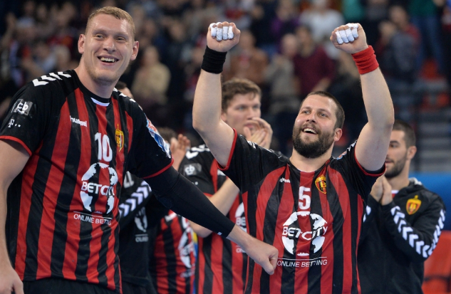 Vardar to play Barcelona in Final Four semifinal