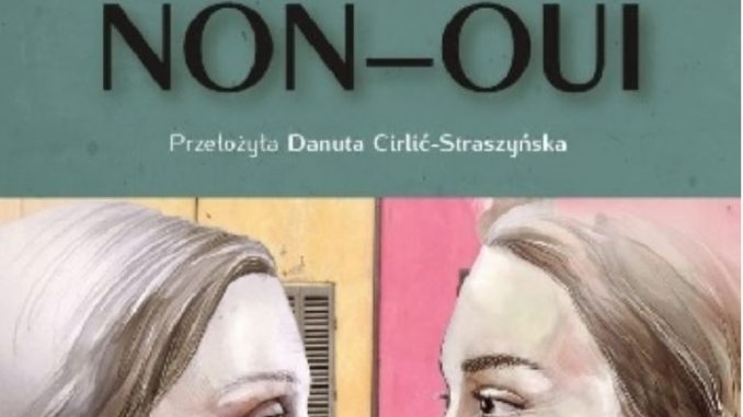 Warsaw publisher to host launch for Lidija Dimkovska's 'Non-Oui' in Polish