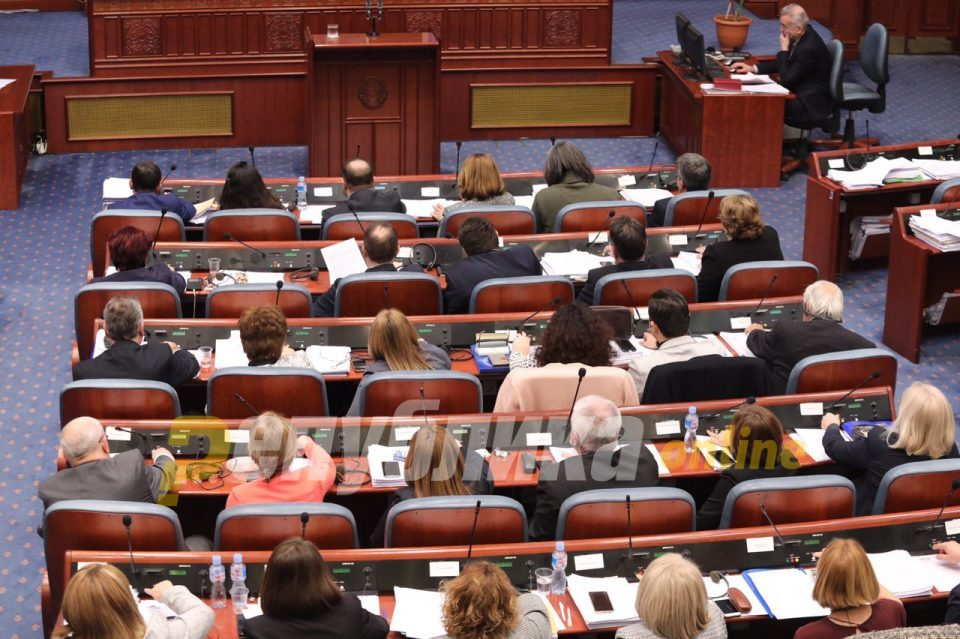 Xhaferi wants to protect the members of Parliament from mandatory drug tests