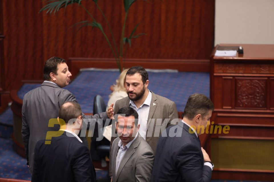 Prosecutors cover for the SDSM member of Parliament – will investigate the person who recorded him, but won't look into his drug use
